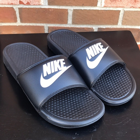 Nike men's Benassi Just Do It Slides size 11